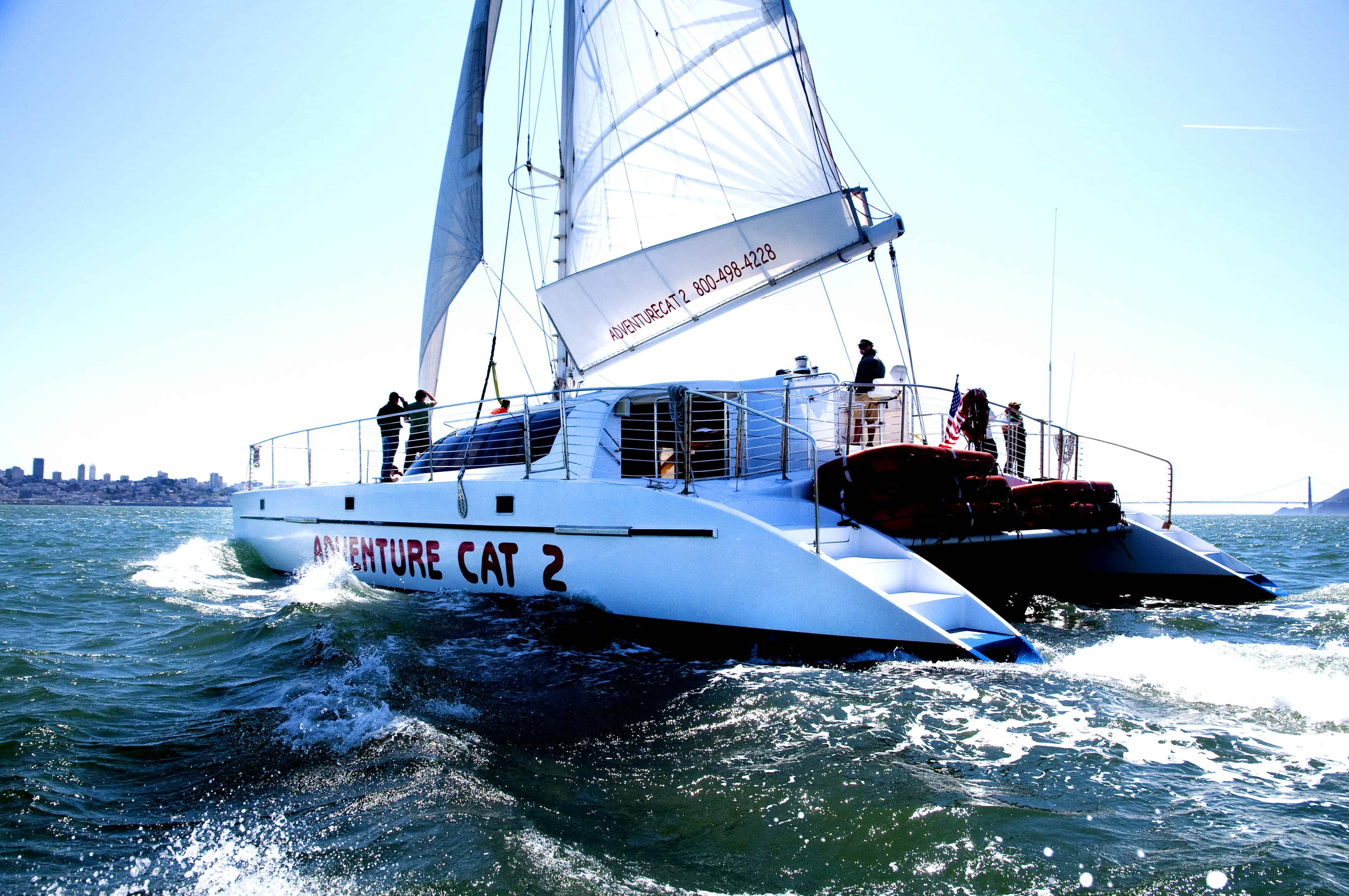 Photo Gallery Adventure Cat Sailing Charters